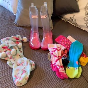 American Girl WellieWishers Rain-boots with Socks